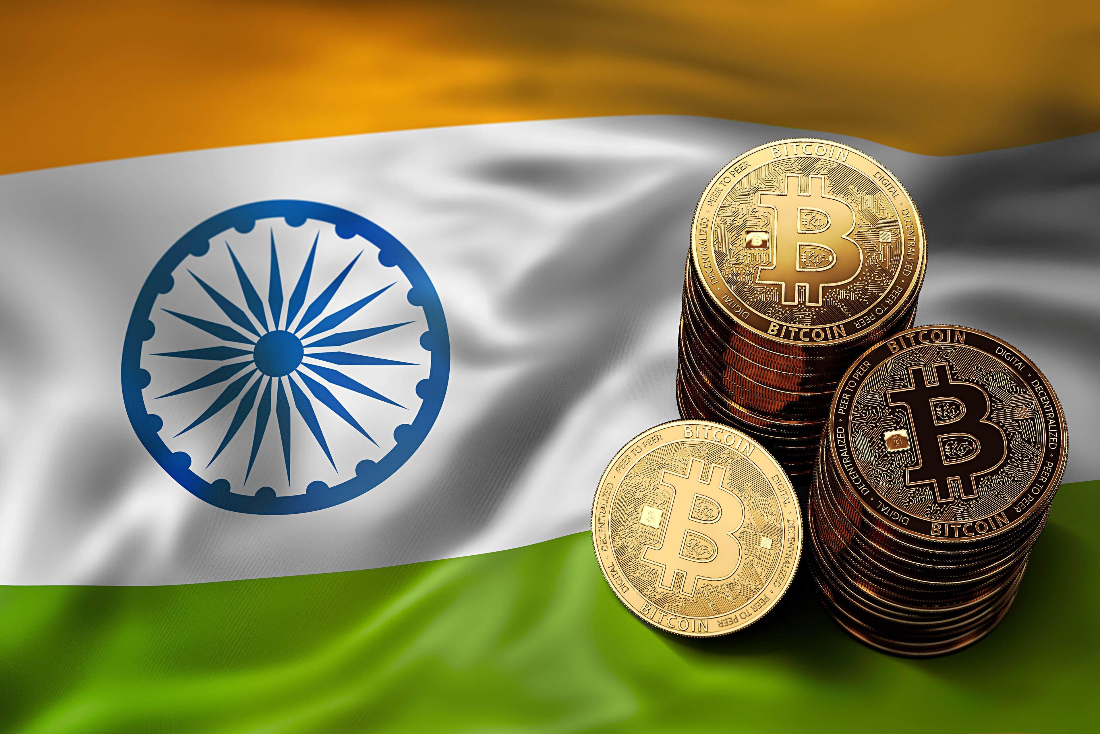 Problemer for krypto i India