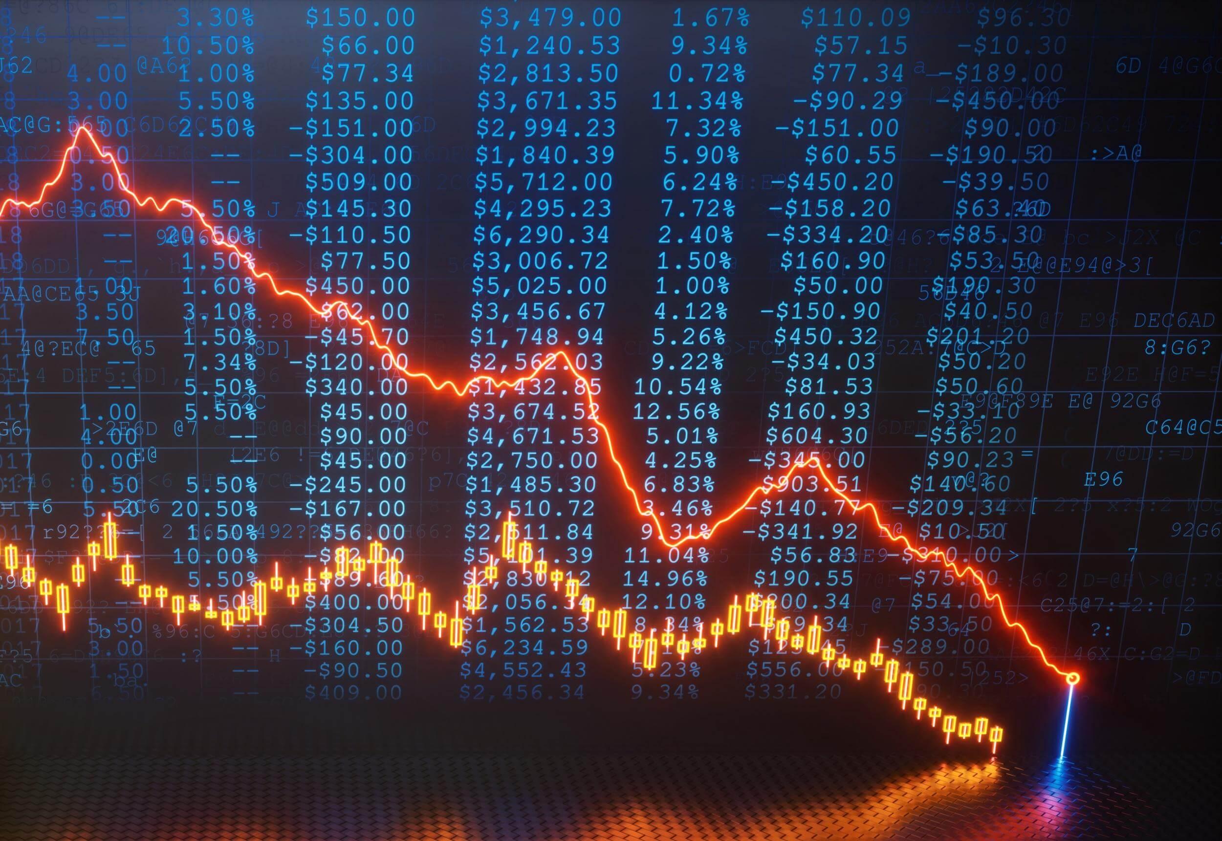 Endringer i korrelasjon mellom krypto, dollar og bitcoin